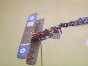 Aircraft  damage markers x 1