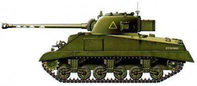 Sherman Firefly 2 models in a box