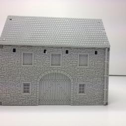 20mm Scale Buildings