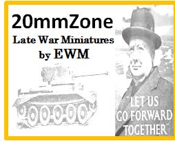 Late War 1943 - 1945