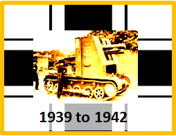 Self propelled guns