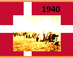 5. Danish Army Anti Tank, AA and Artillery