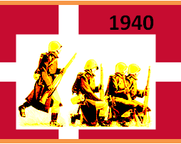 1. Danish Army squads and units