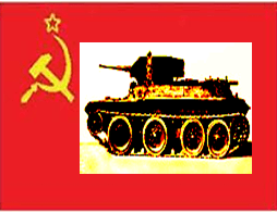 Red Army Tanks Early war