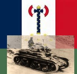 Vichy French Vehicles in Syria, IndoChina & Madagascar