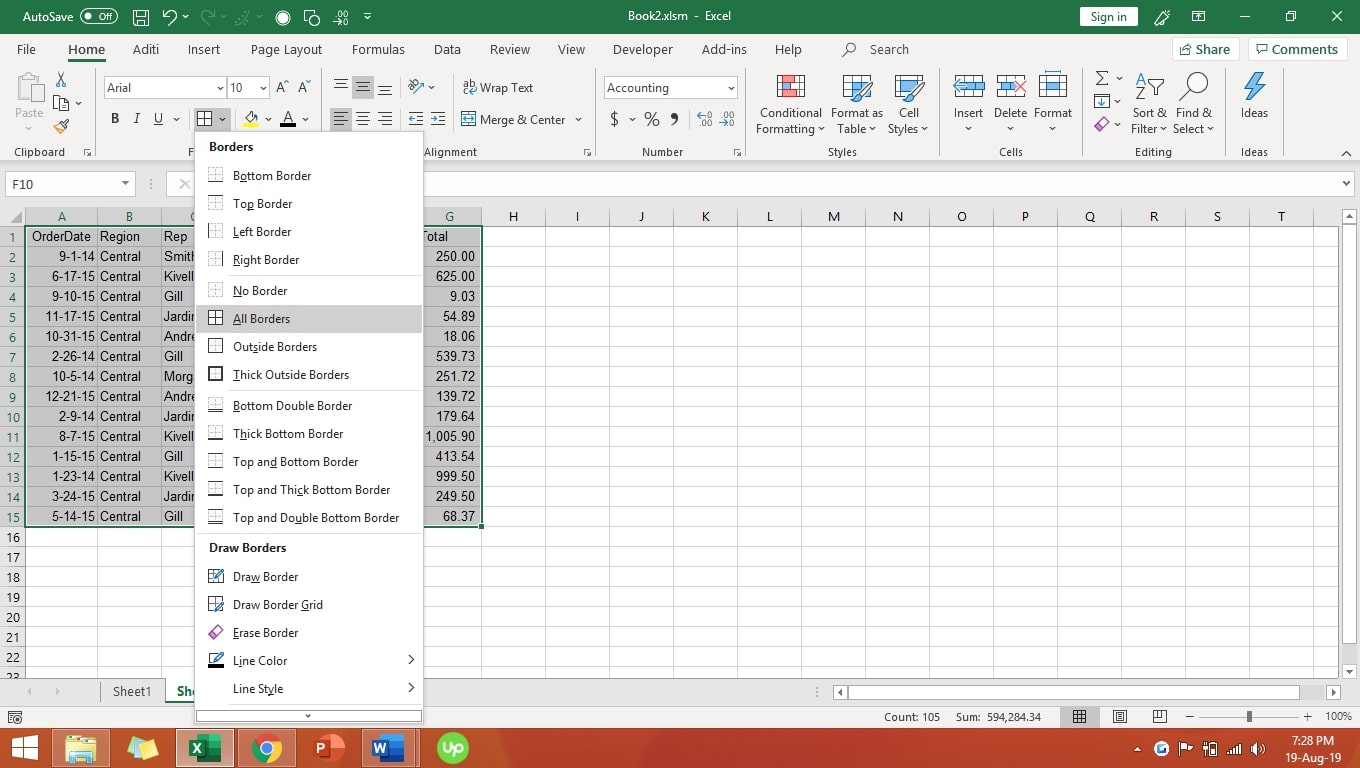 Basic Intro To Microsoft Excel Complete Guide