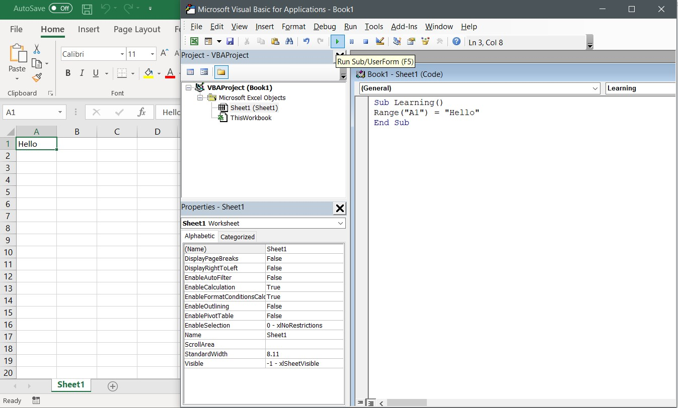 Vba Simply The Best Guide To Get Started