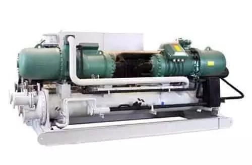 Water-cooled reciprocating chiller1