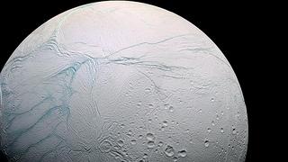 Saturn's moon: Enceladus