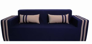 navy sofa from Softblock Kids collection