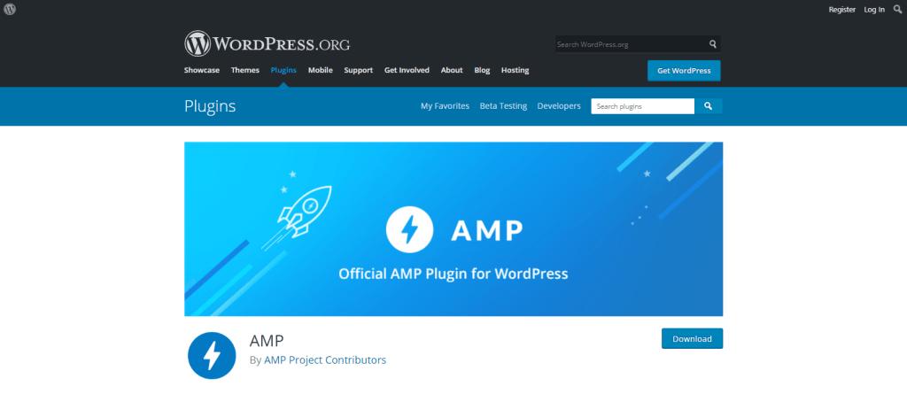AMP WordPress Plugin for SEO