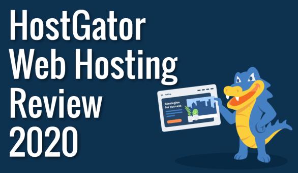 HostGator Web Hosting Review: Best Web Hosting 2020