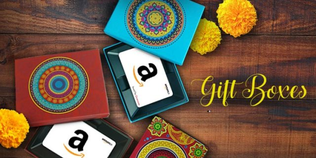 Amazon - Rs.50 Off On Rs.100 Gift Voucher
