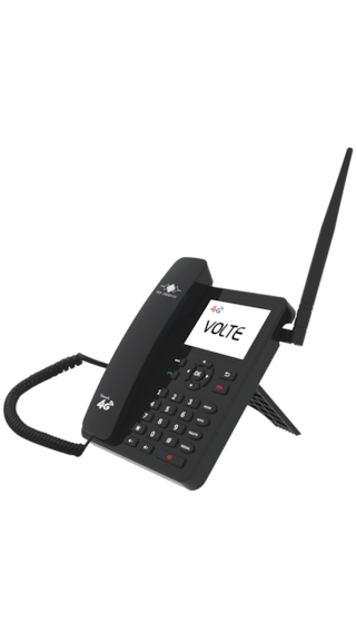 Wi Bridge 4G Volte Fixed Wireless Phone (RM4G234) With Wifi & Touch Screen @ Rs.4524 – Paytm