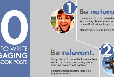 10 Awesome Tips to Write Engaging Facebook Posts