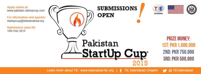 StartUp Cup Pakistan 2015