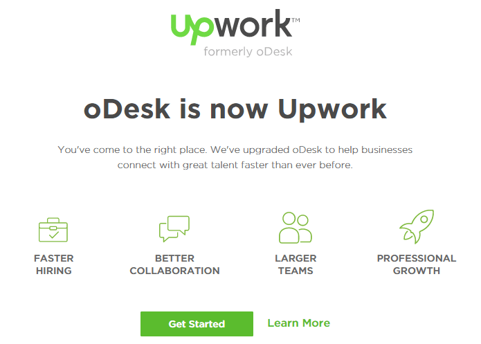 odesk is now upwork