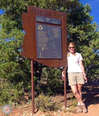 Arizona Trail Carola Keßler