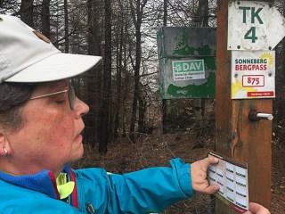 Gipfelstürmer Gipfelcodes sammeln