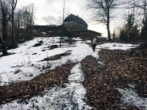 Gipfelstürmer Hochwaldbaude