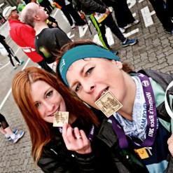 Hamburg Marathon Womens Race Medals