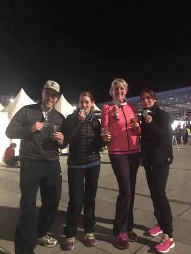 Securitas Airport Night Run Finisher