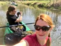 Spreewaldmarathon Selfie