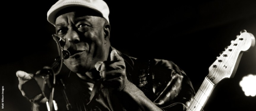 Blues legend Buddy Guy's still as potent as ever