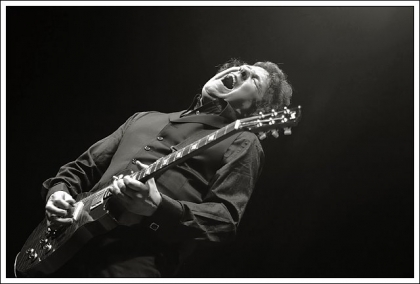 My first and last interview with fallen guitar hero Gary Moore