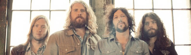The Sheepdogs cook up a retro-rock musical stew