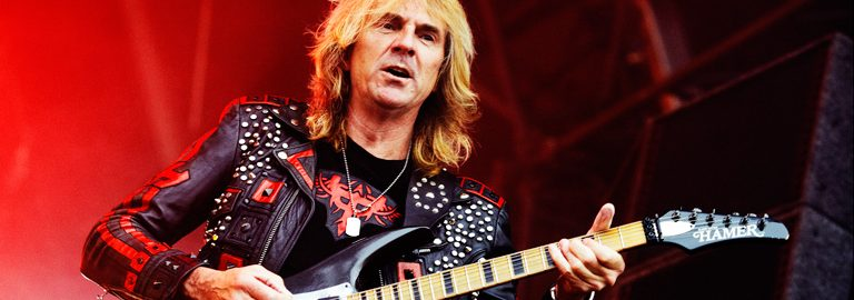 Glenn Tipton says Judas Priest was shocked by K.K. Downing's departure