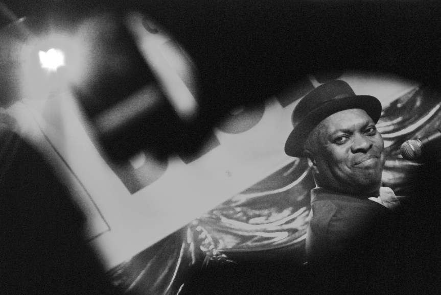 Booker T. Jones gives in to his urge to rock