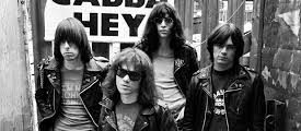 "Johnny Ramone says being in the Ramones ""beats working"""