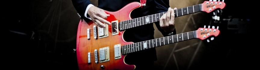 "Joe Bonamassa has 200 guitars, says he's ""okay for guitars"""