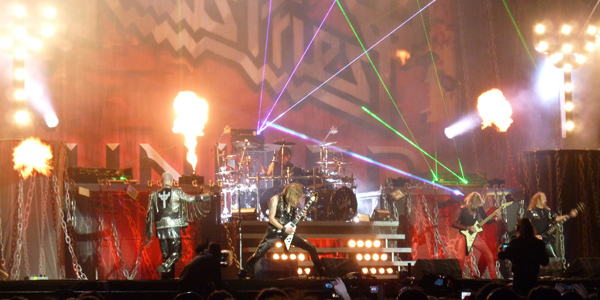 Judas Priest goes out loud 'n' proud in Vancouver on final world tour