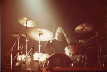 """""""Frankenstein"""" drummer Chuck Ruff from the Edgar Winter Group dies"""