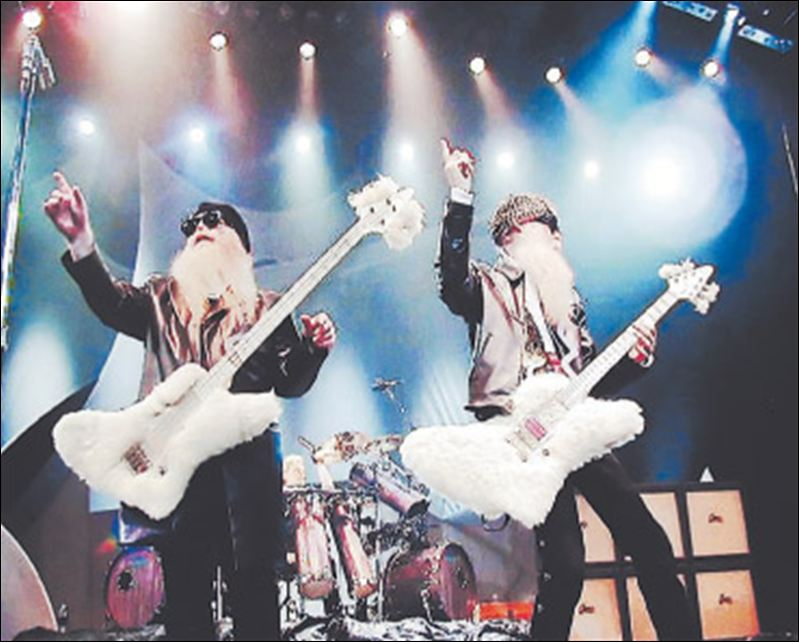 ZZ Top, the Pretenders, and Brian Setzer bring '70s-rock magic to Vancouver