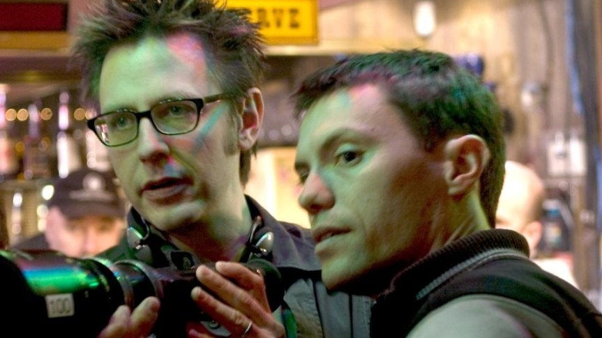 Slither director James Gunn loves horror movies