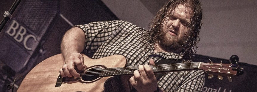 Matt Andersen's Weightless energized by Hip producer Berlin