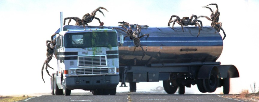 Horror review: Eight Legged Freaks