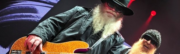 Anybody got a question for ZZ Top guitarist Billy Gibbons?