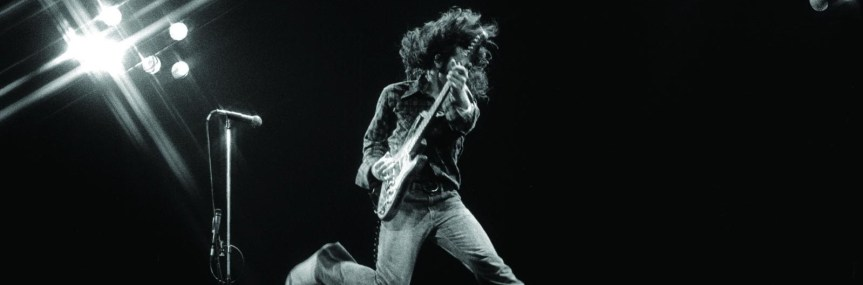 Rory Gallagher's long-shelved studio album finally released
