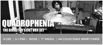 Quadrophenia, the world's greatest rock album, released as box set today