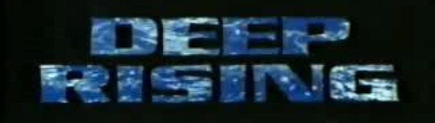 On the Vancouver set of the unfathomable sea-beast flick Deep Rising