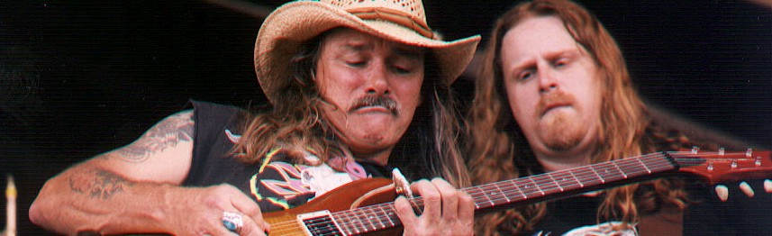 "Dickey Betts rambles into Vancouver with a ""wicked"" Warren Haynes on slide"