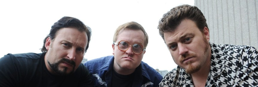 Trailer Park Boys take a crazed road trip to Chuckleville in Don't Legalize It