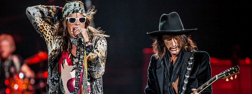 Aerosmith shows love for cancer kid and Tojo's sushi at Vancouver gig