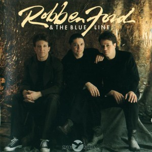 robben ford & the blue line front