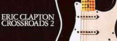 Crossroads 2 (live in the seventies) finds Slowhand bluesy as hell