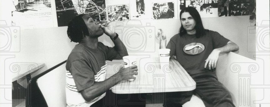 "Illinois duo Local H is bound for glory with ""Bound For the Floor"""